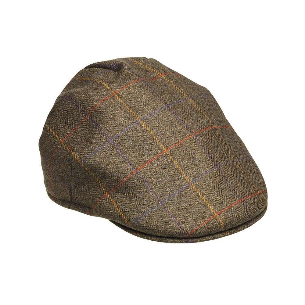 Laksen Grouse 19 Tweed Cap