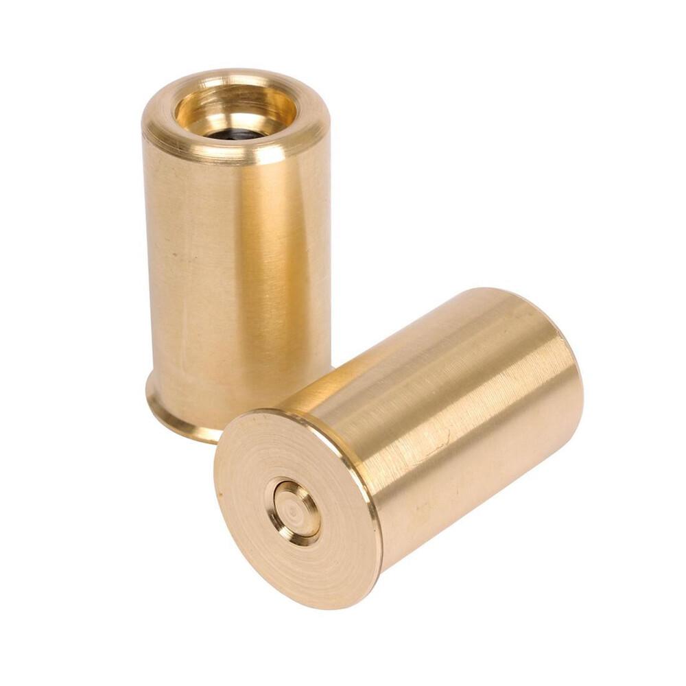 Bisley Snap Caps - Brass
