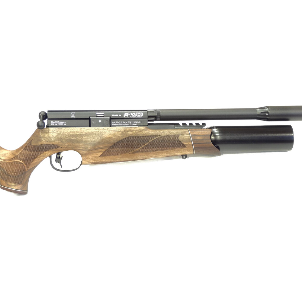 BSA R10 SE Super Carbine Air Rifle Walnut