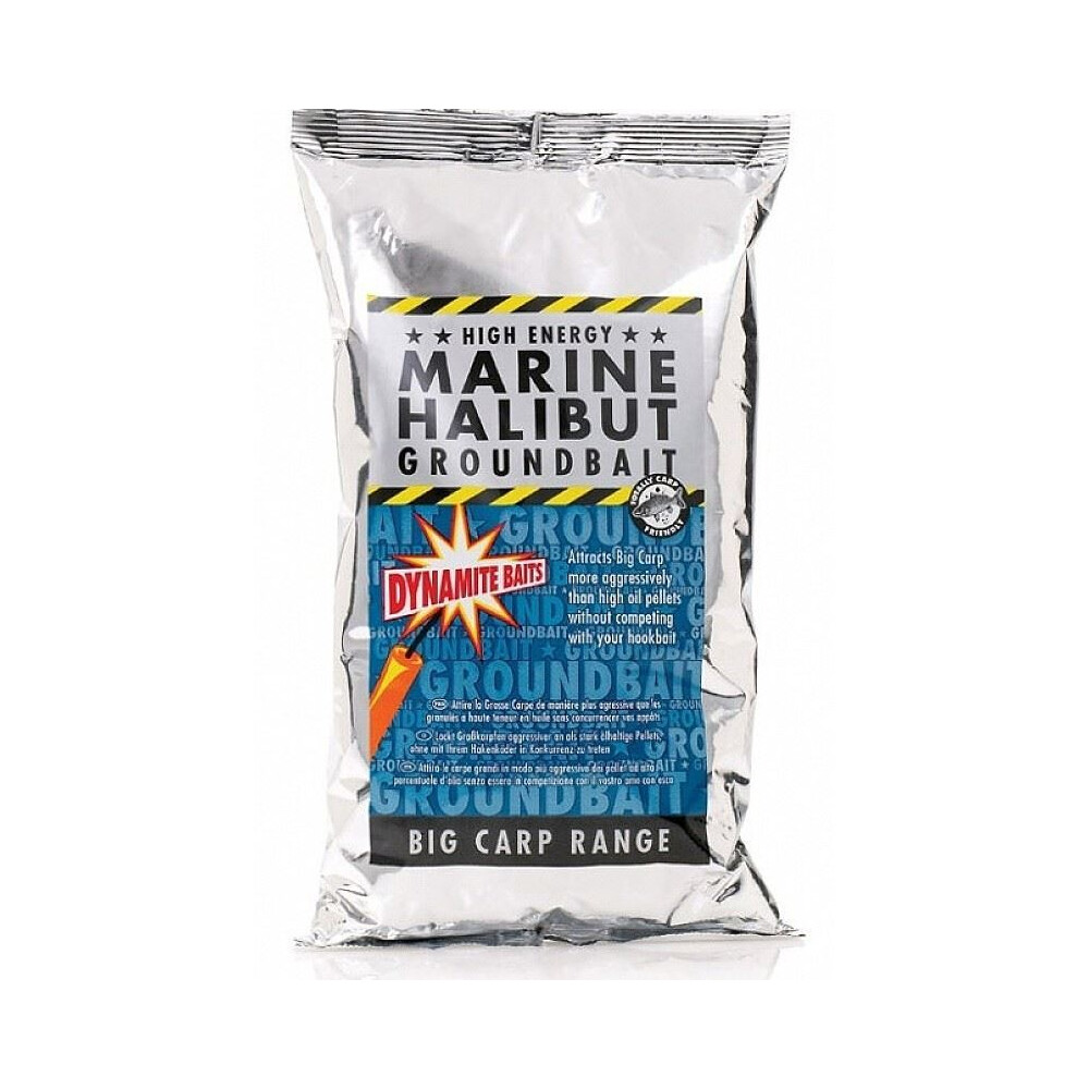 Dynamite Baits Marine Halibut Groundbait - 1kg Unknown
