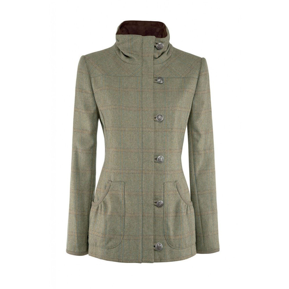 Dubarry Bracken Tweed Jacket - Connacht Acorn Connacht Acorn