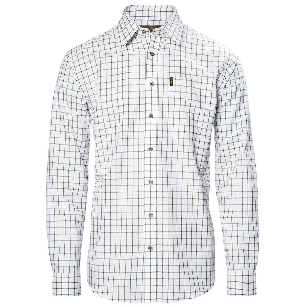 Musto Classic Twill Shirt - Rutmoor Check Multi