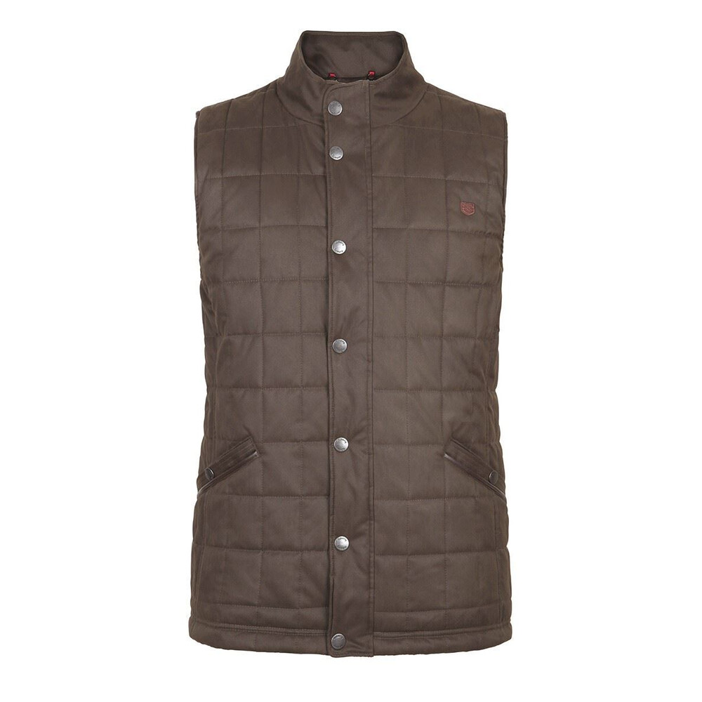 Dubarry Dubarry Yeats Quilted Gilet - Verdigris