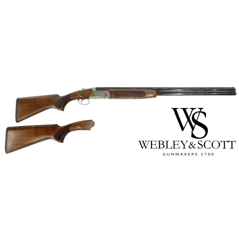 Webley & Scott 920X Junior Shotgun Combo