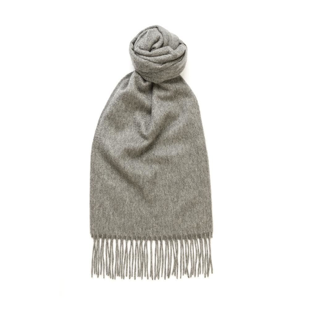 Murray Hogarth Hogarth Lambswool Scarf Grey