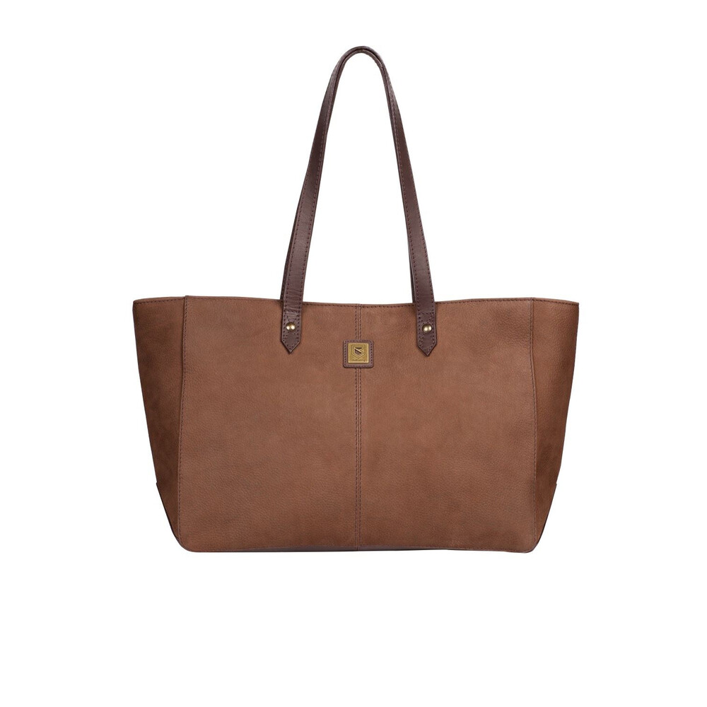 Dubarry Dubarry Baltinglass Tote Bag - Walnut