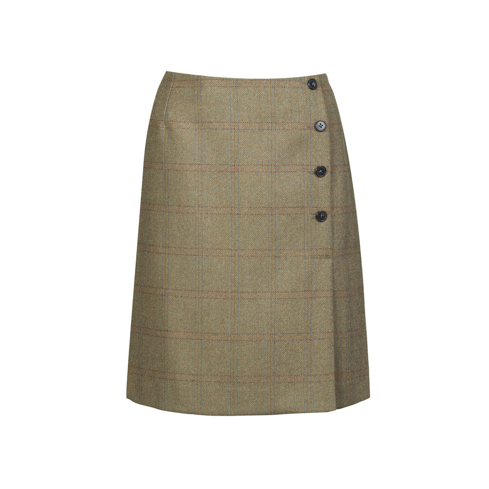 Dubarry Marjoram Tweed Skirt - Acorn