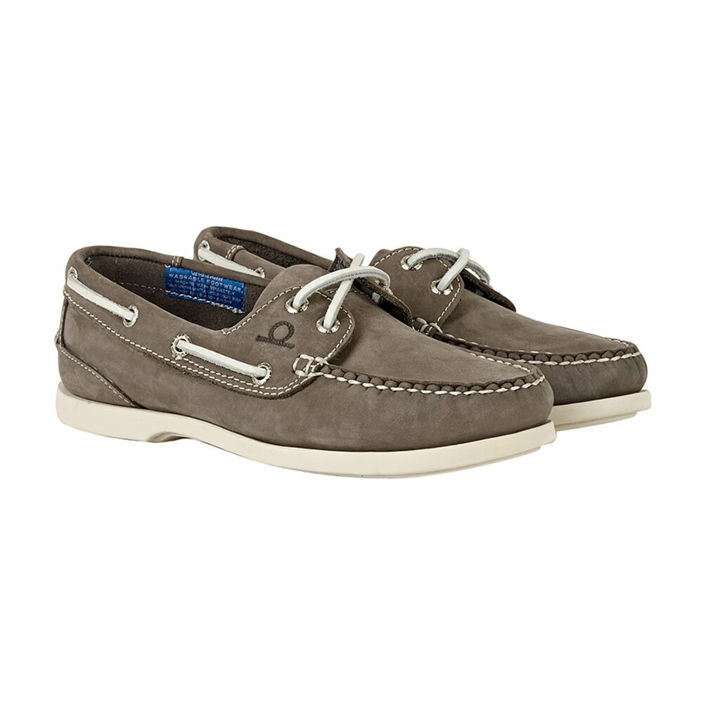 Chatham Chatham Pacific Lady G2 Boat Shoe - Grey