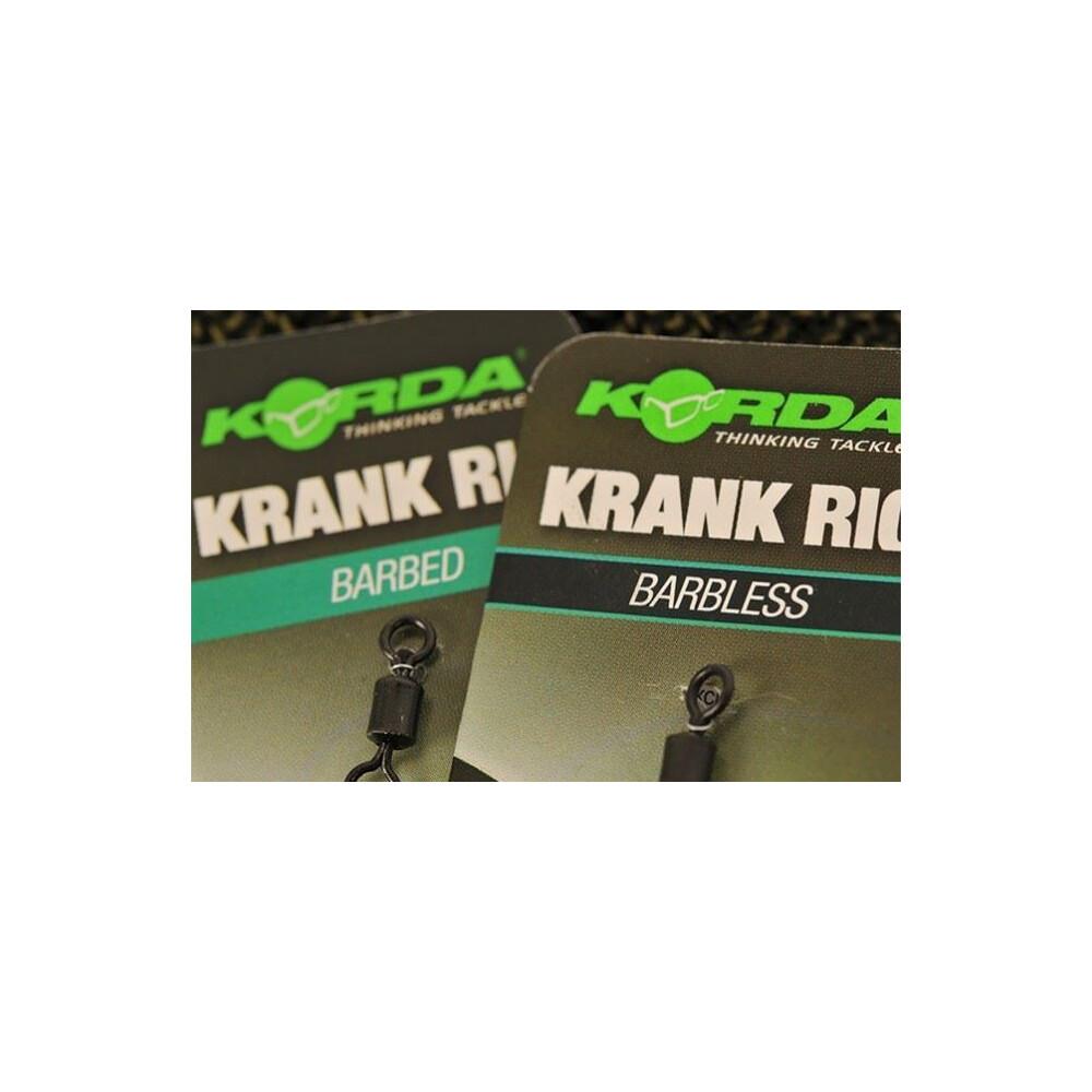 Korda Ready Tied Krank Rig - Barbed Unknown