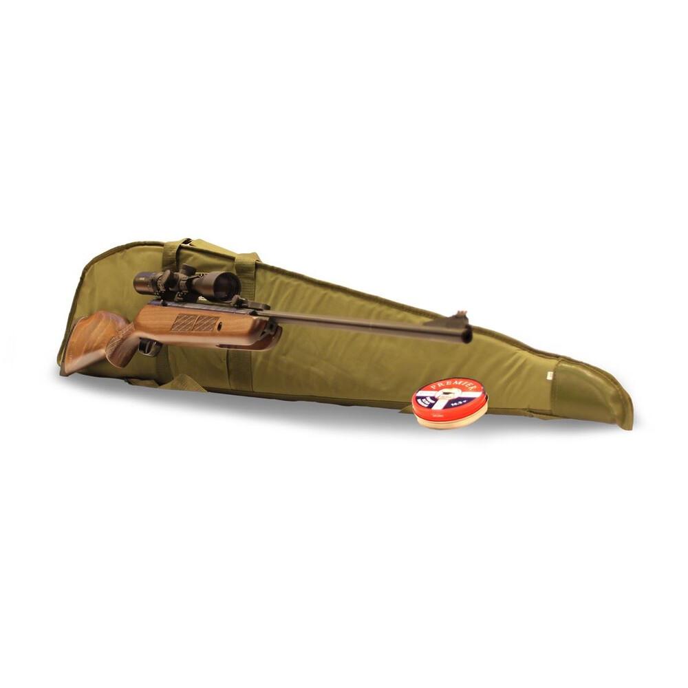 BSA Supersport SE Air Rifle Combo - Beech - .177