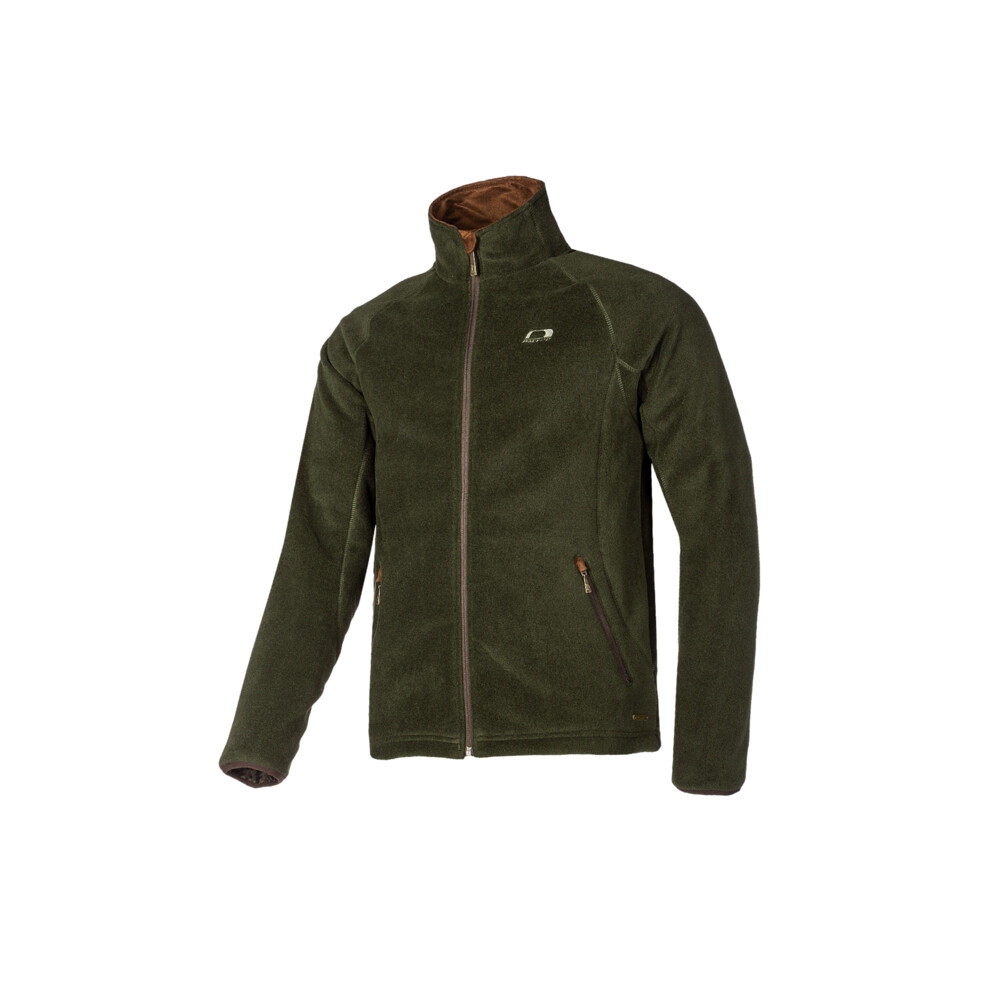 Baleno Watson Mens Waterproof Fleece Green Khaki