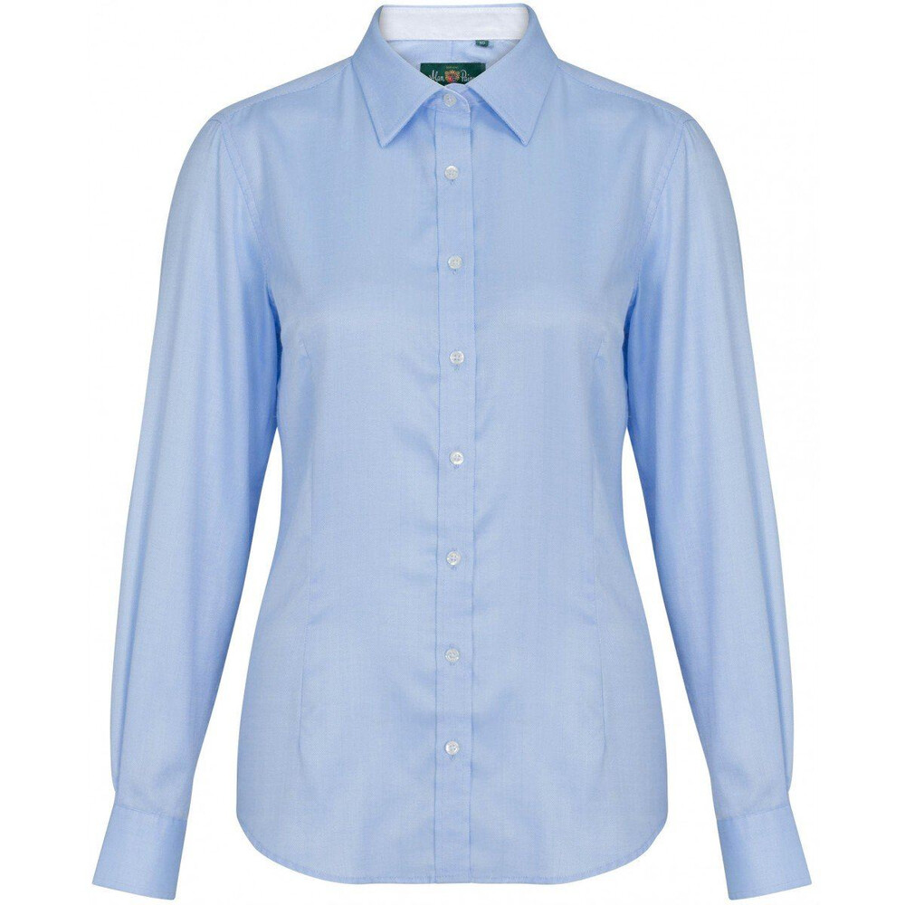 Alan Paine Alan Paine Bromford Ladies Shirt - Classic Fit - Baby
