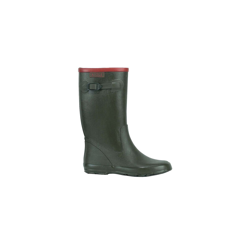 Aigle Perdrix Kids Welly - Green Green