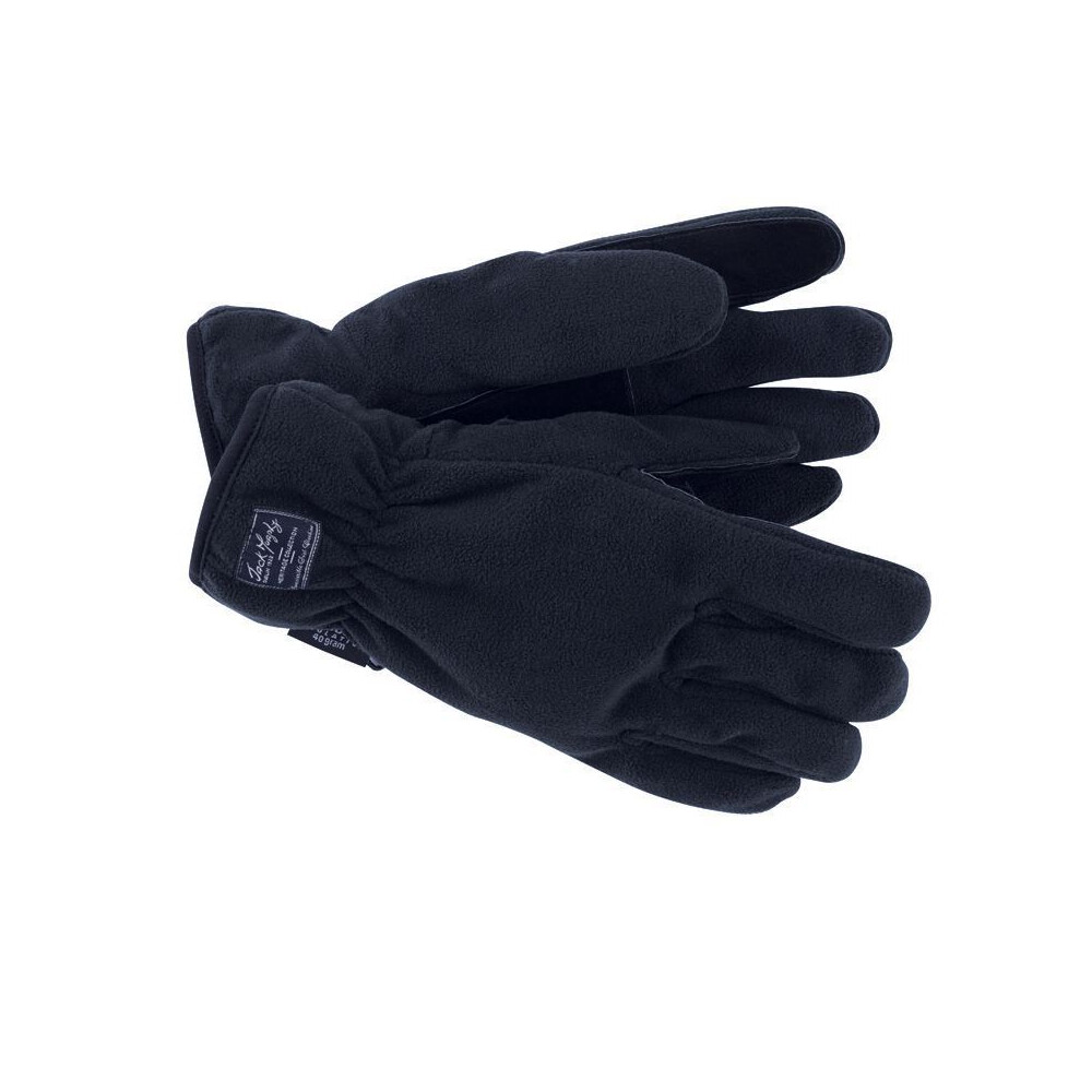 Jack Murphy Ben Nevis Men's Fleece Gloves - Navy