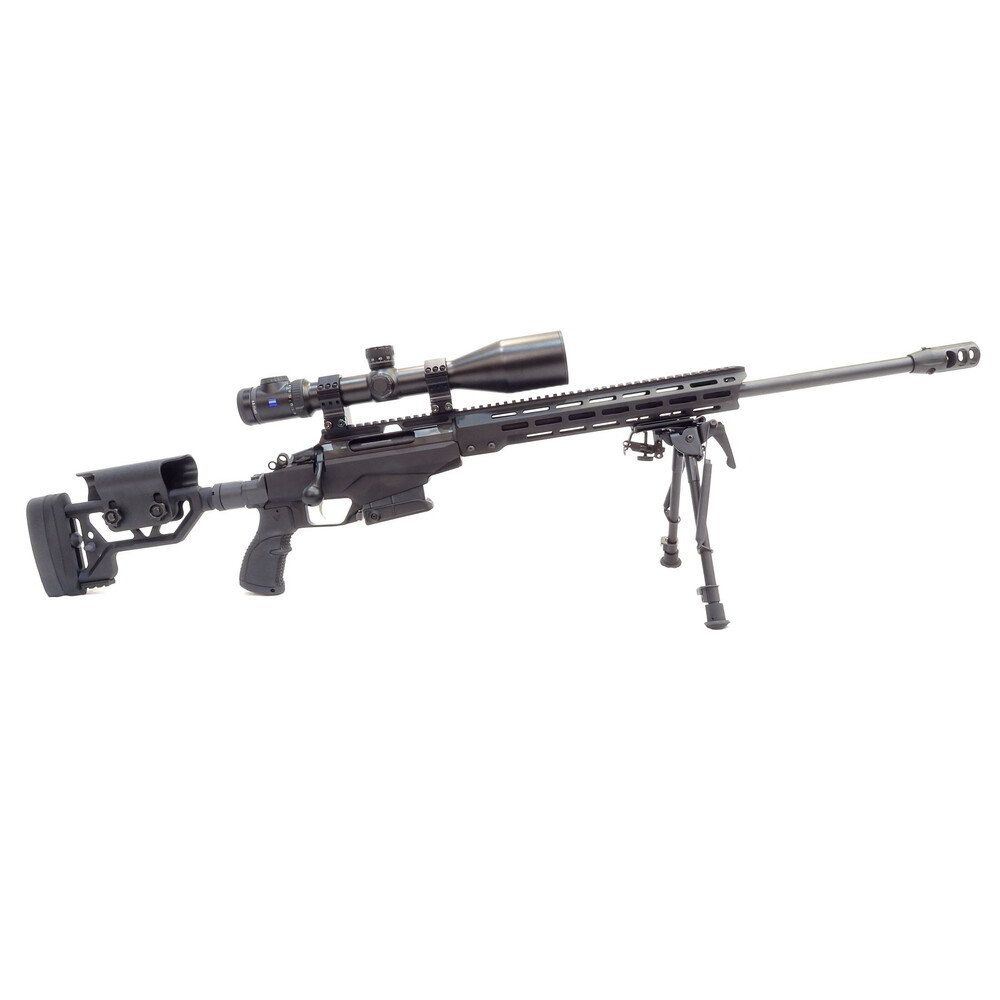 Tikka T3x TAC A1 RifleZeiss Package - Victory V8
