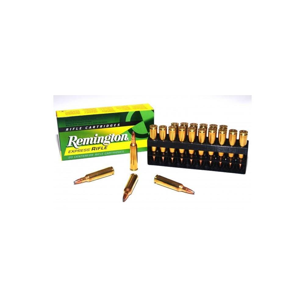 Remington .270 Ammunition - 130gr - PSP Unknown