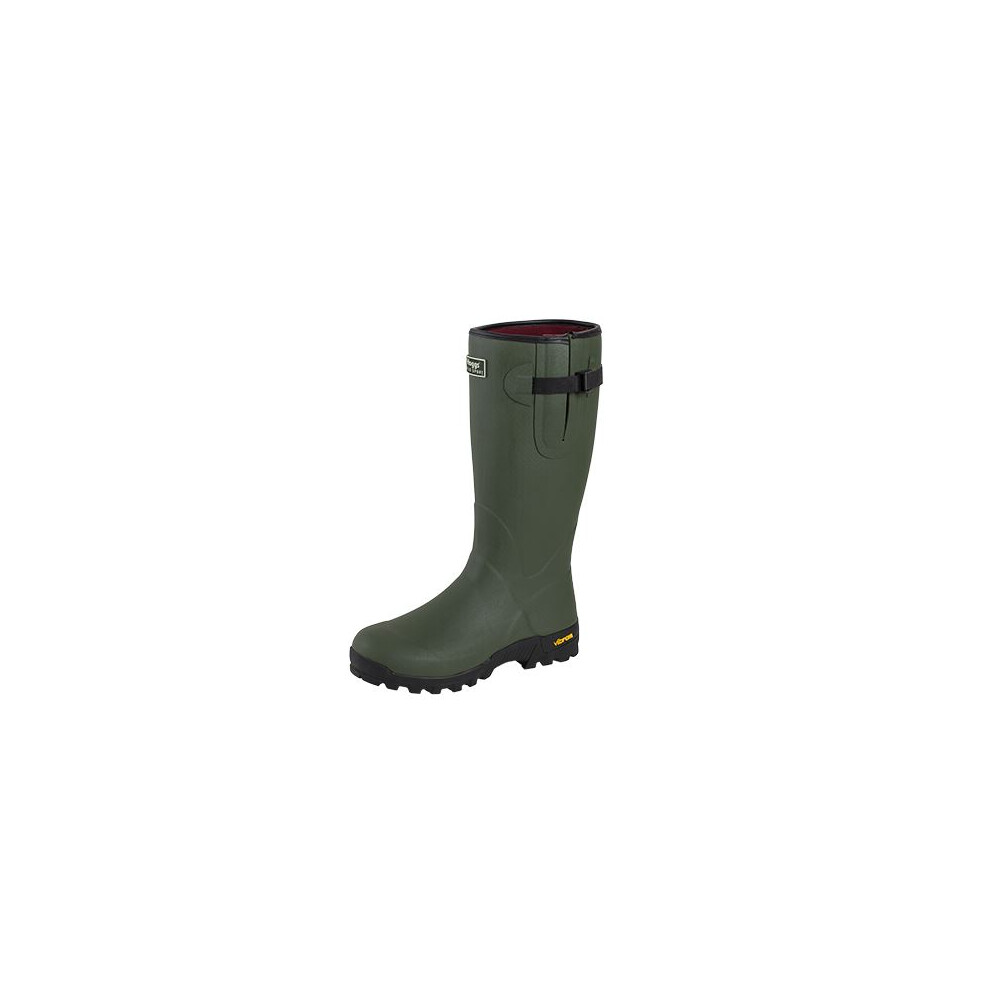 Hoggs Of Fife Hoggs of Fife Field Sport Neoprene Lined Wellingtons - Rich