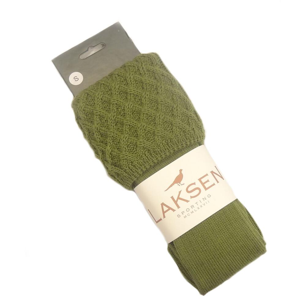 Laksen Lady Windsor Socks -  Leaf Leaf