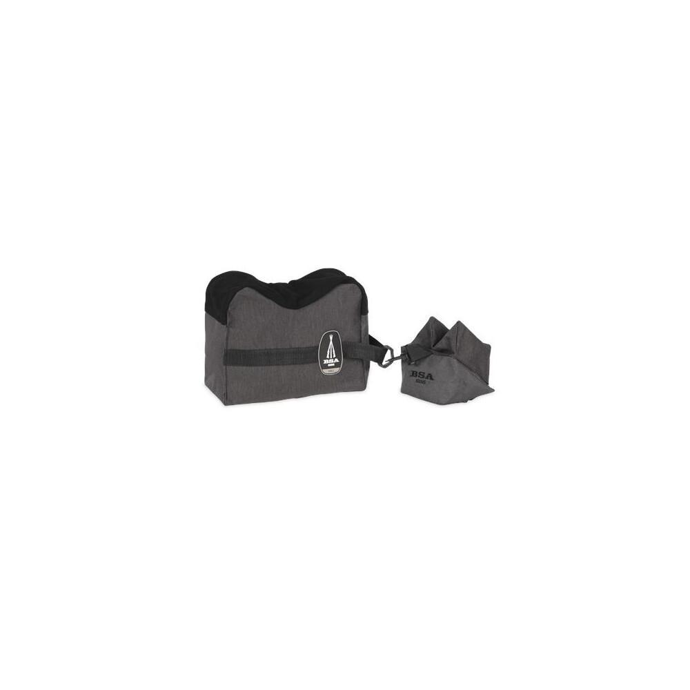 BSA Gun Rest - Two Piece Black/Grey