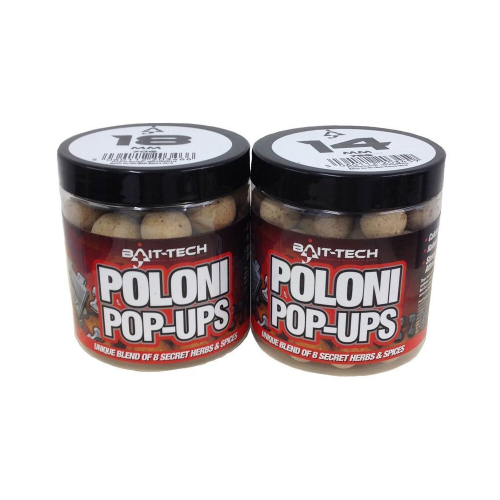 Bait-Tech Poloni Pop Ups