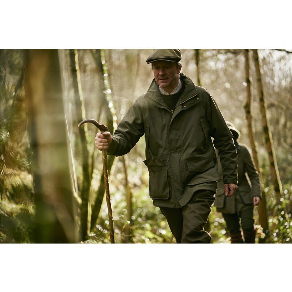 Musto Fenland Packaway Jacket - Dark Moss - Medium Green