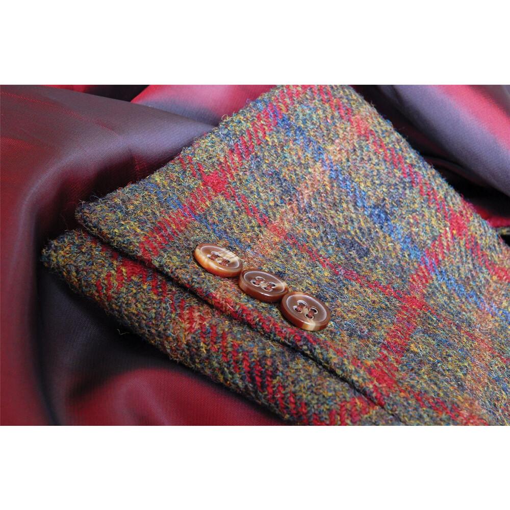 Harris Tweed Jacket - AngusRegular Multi