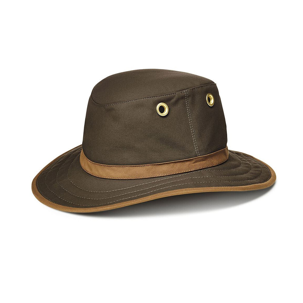 Tilley Tilley TWC7 Outback Hat - /British Tan - Size 7 in Brown