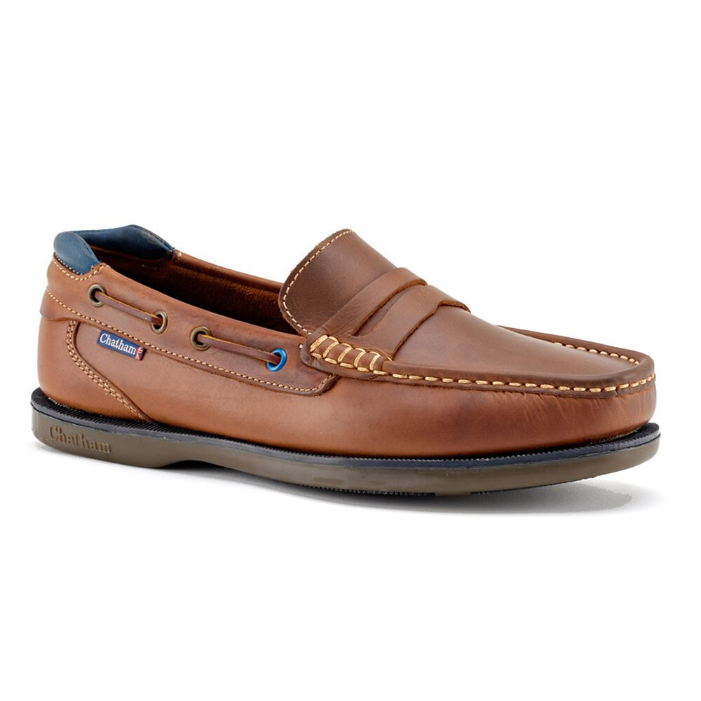 Chatham Chatham Balfour Premium Leather Boat Shoes