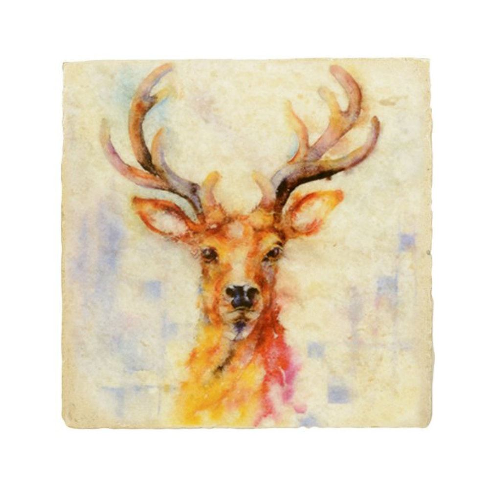 Kate Of Kensington Kate Of Kensington Medium Platter - Majestic Stag