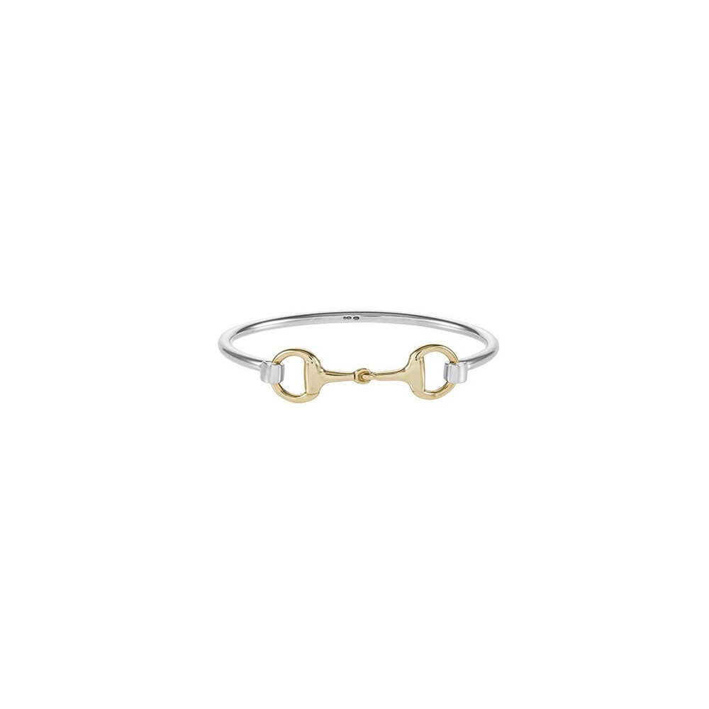 County Equestrian Jewellers County Equestrian Snaffle Bit Bangle