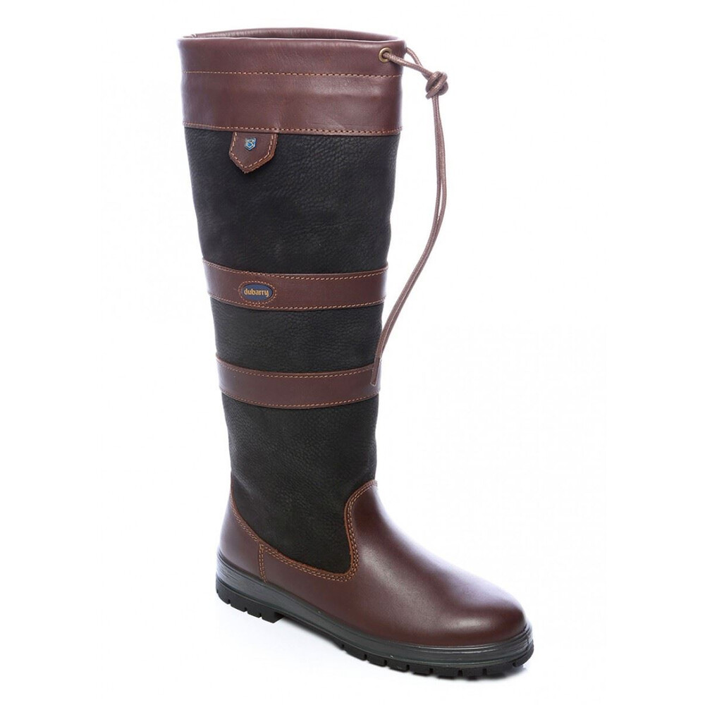 Dubarry Galway Boot - Black/Brown