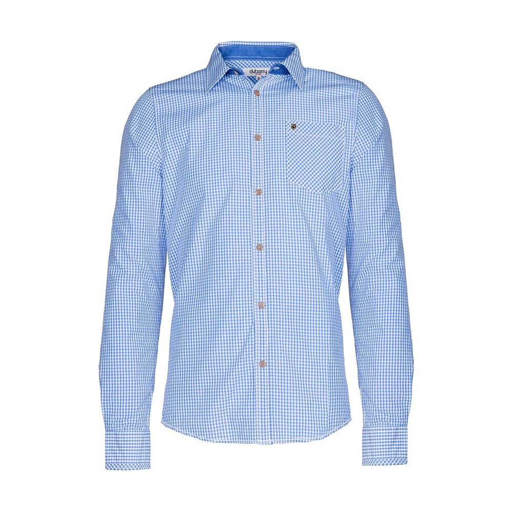 Dubarry Clonbrock Shirt - Blue - Small