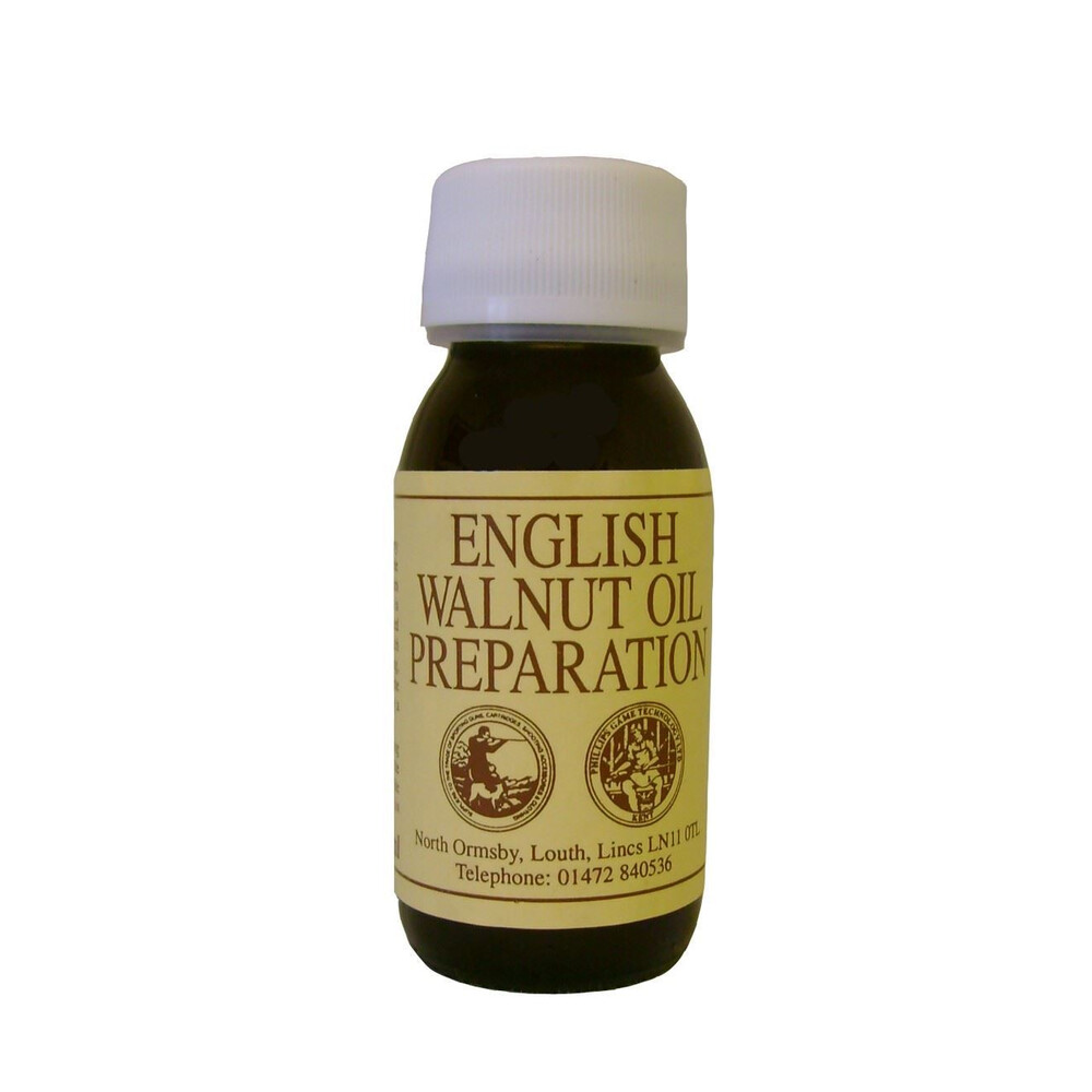 Phillips English Walnut Oil - 60ml Bottle Unknown