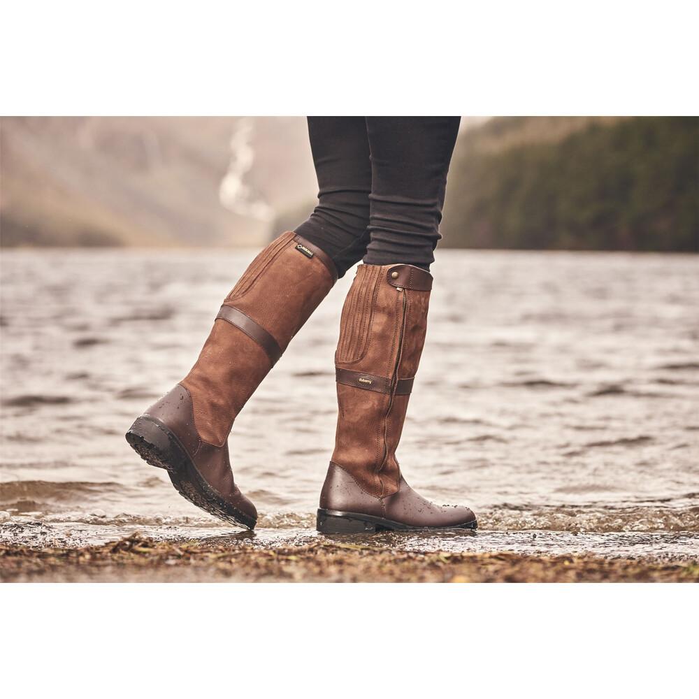 Dubarry Sligo Boot - Walnut Walnut