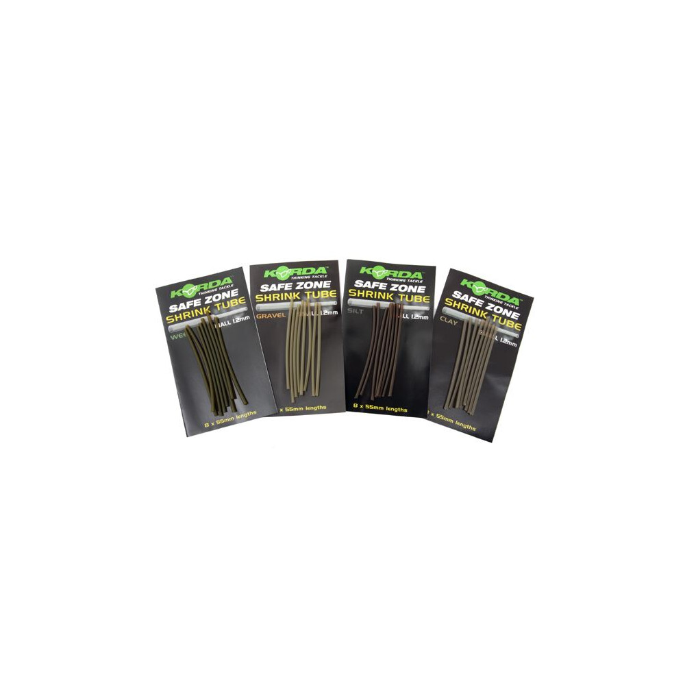 Korda Heat Shrink Tube1.2 mm Weed