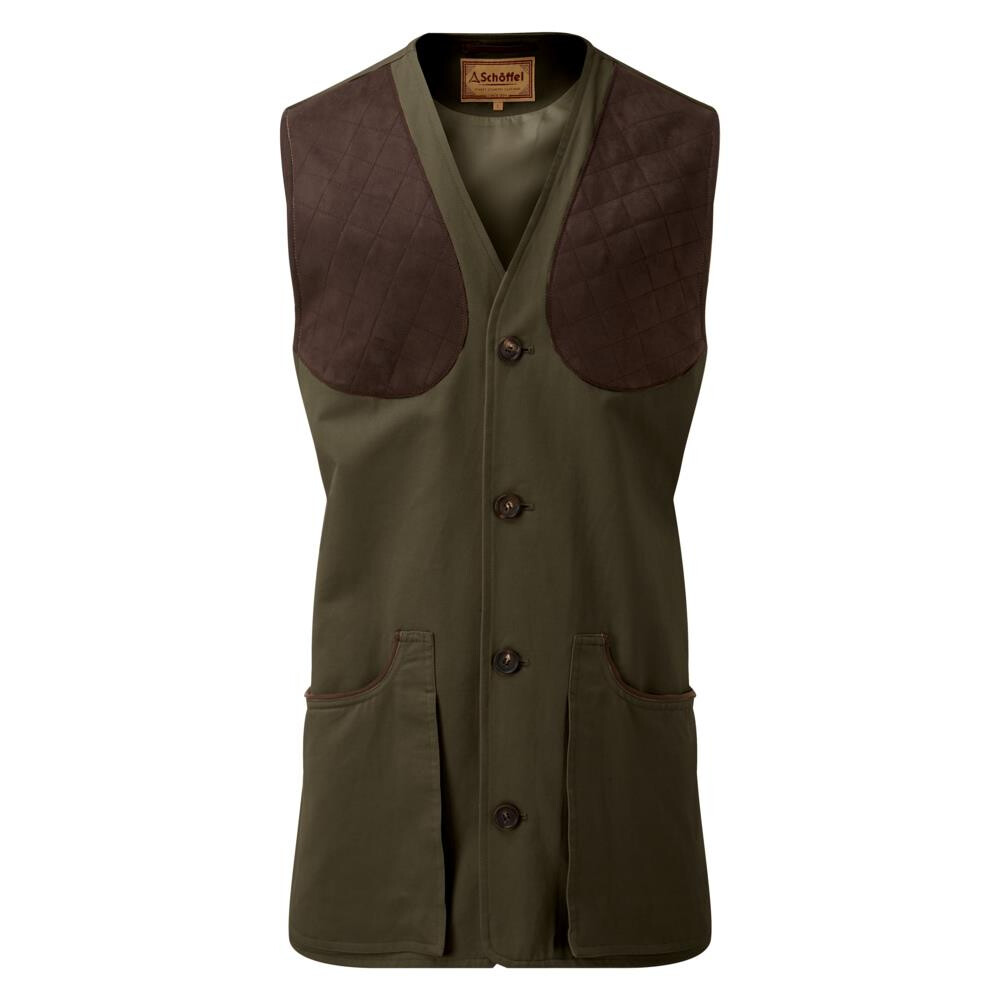 Schoffel Schoffel All Season Mens Shooting Vest