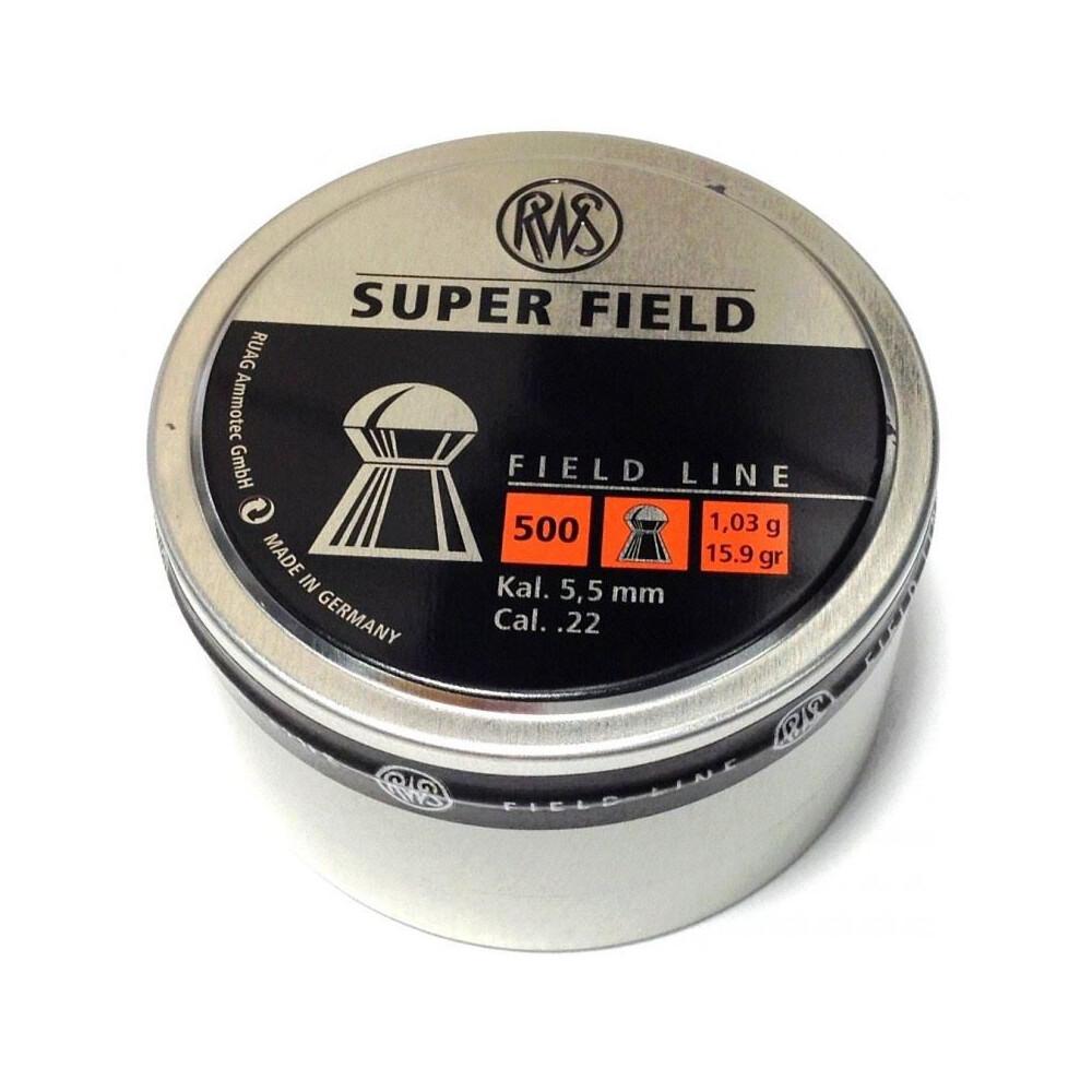 RWS Superfield Pellets5.52 Unknown