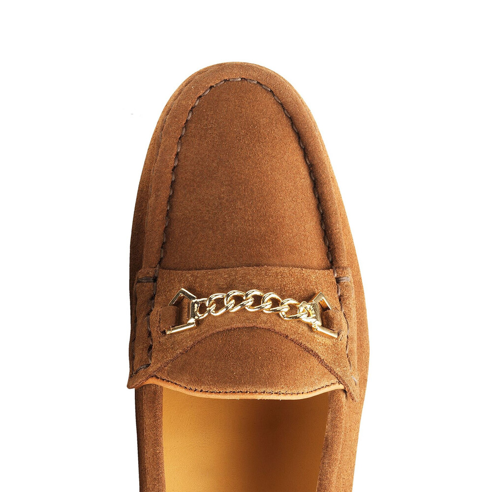 Fairfax & Favor Apsley Loafer - Tan Tan