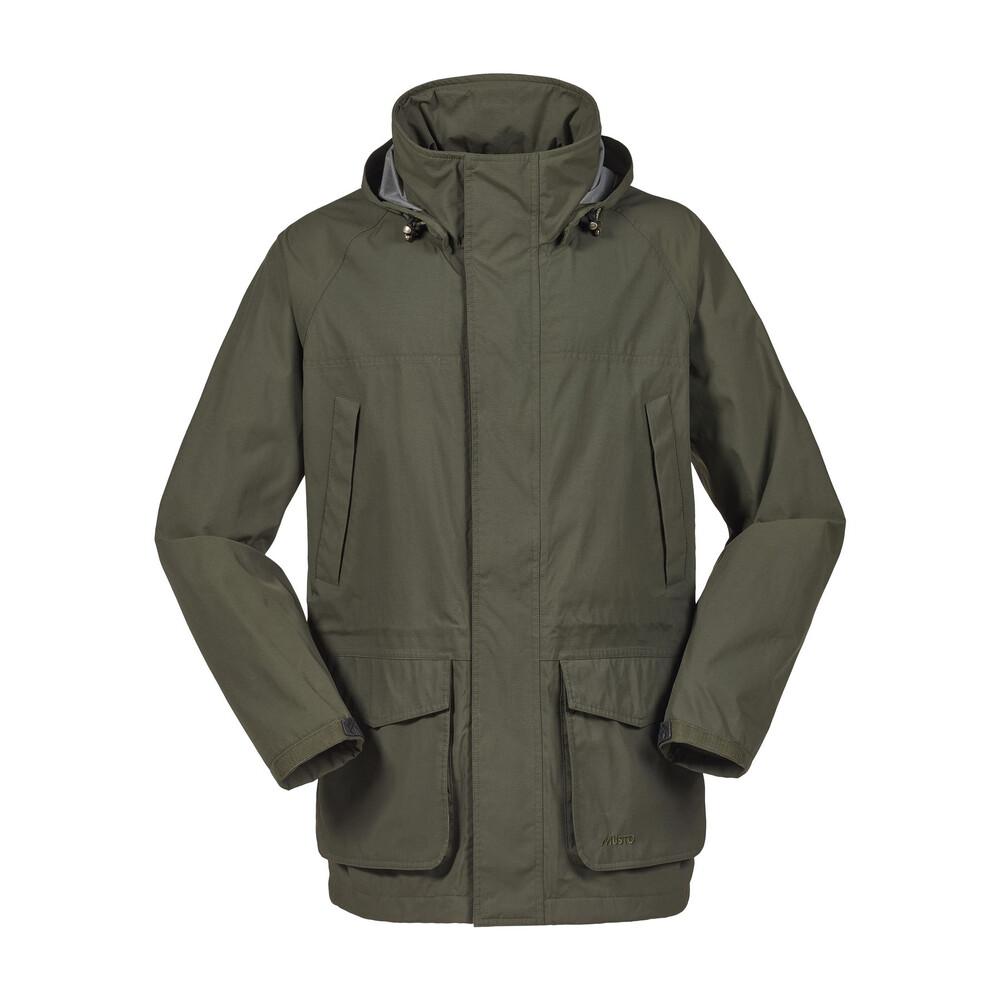 Musto Musto Fenland BR2 Packaway Jacket - Dark Moss