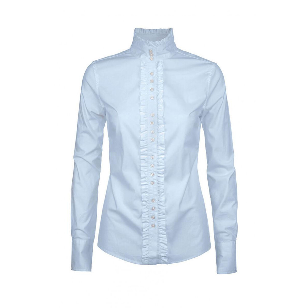 Dubarry Of Ireland Dubarry Womens Chamomile Country Shirt - Pale Blue