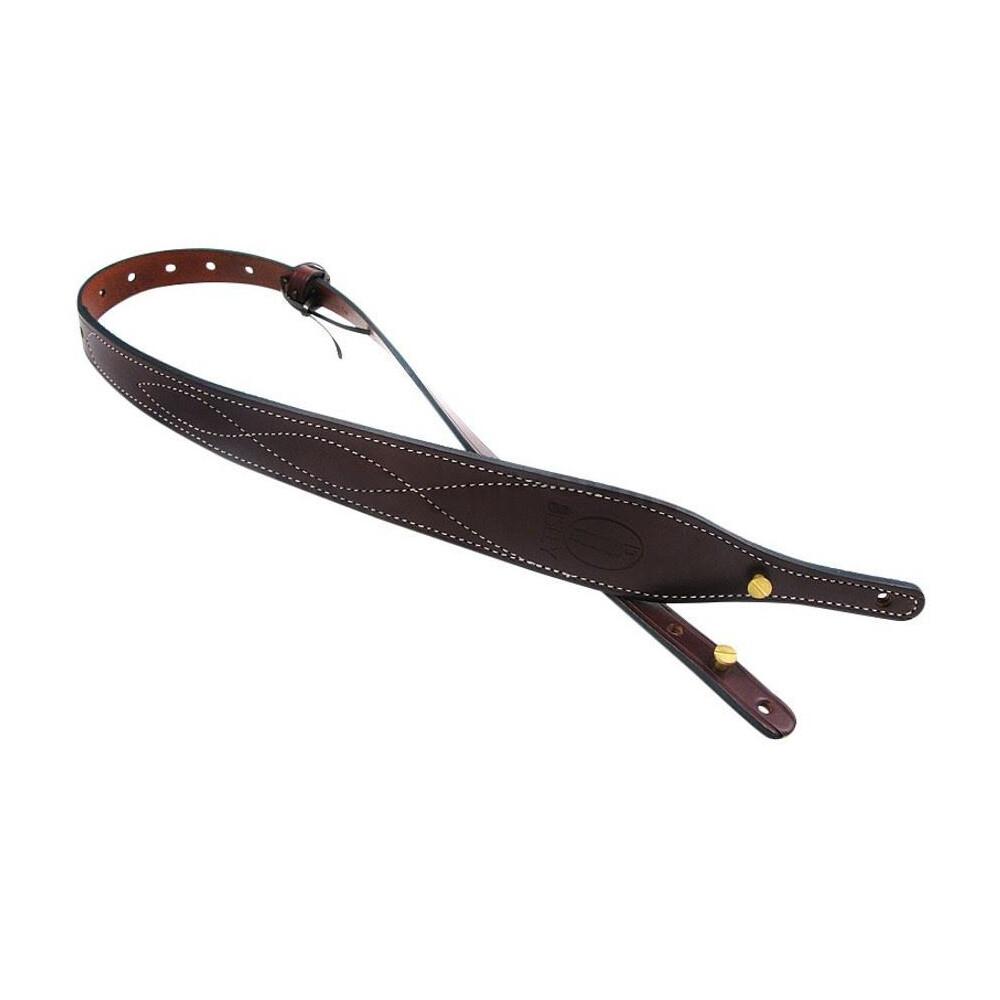 Bisley Cobra Leather Rifle Sling