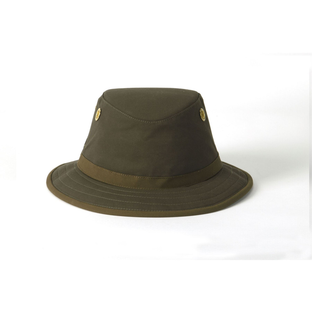 Tilley TWC7 Outback Hat - /British Tan - Size 7 Green
