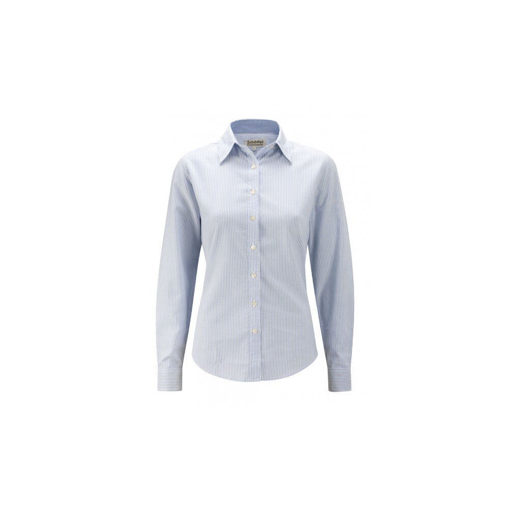 Schoffel Schoffel Oxford Cotton Womens Shirt