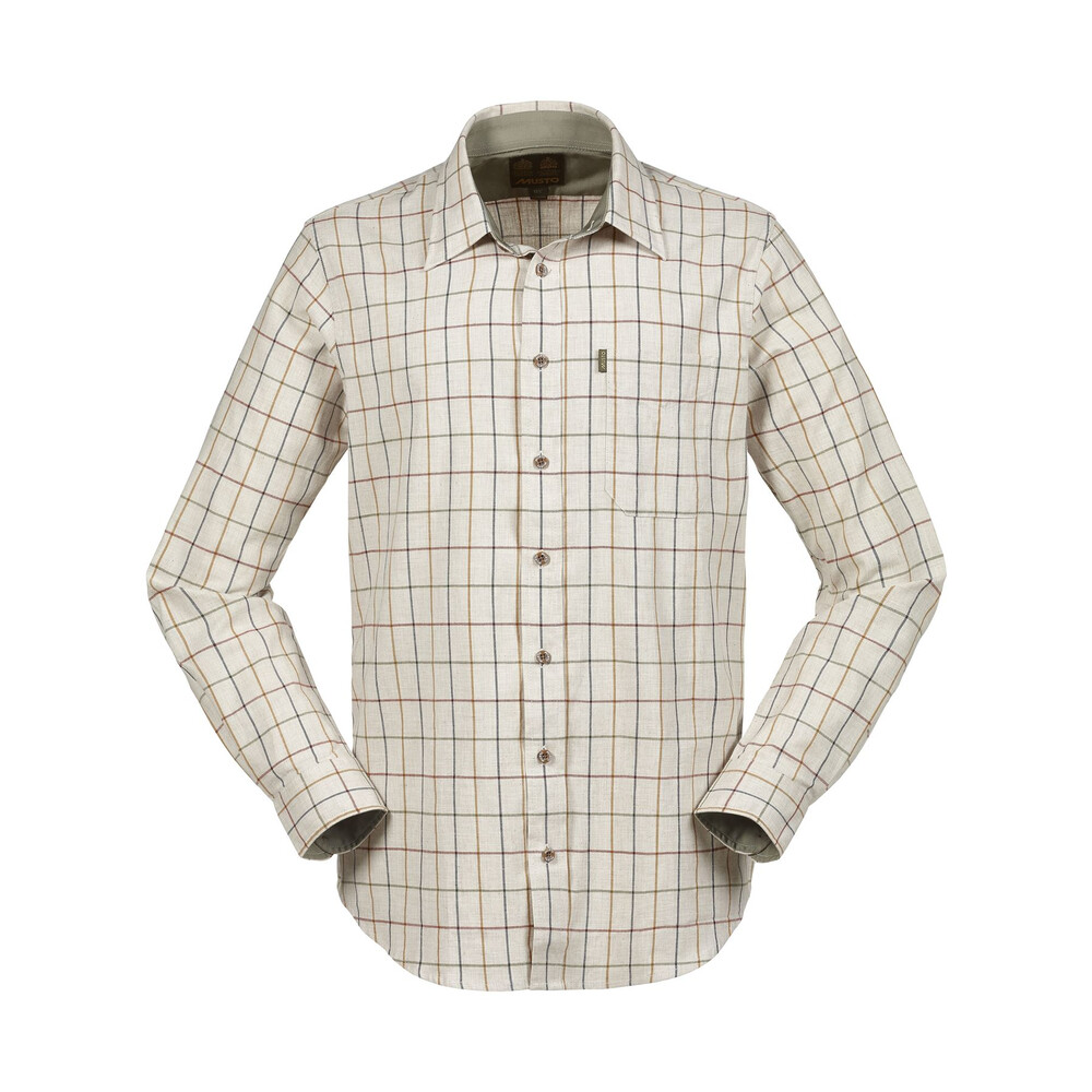 Musto Classic Twill Shirt Wray Check