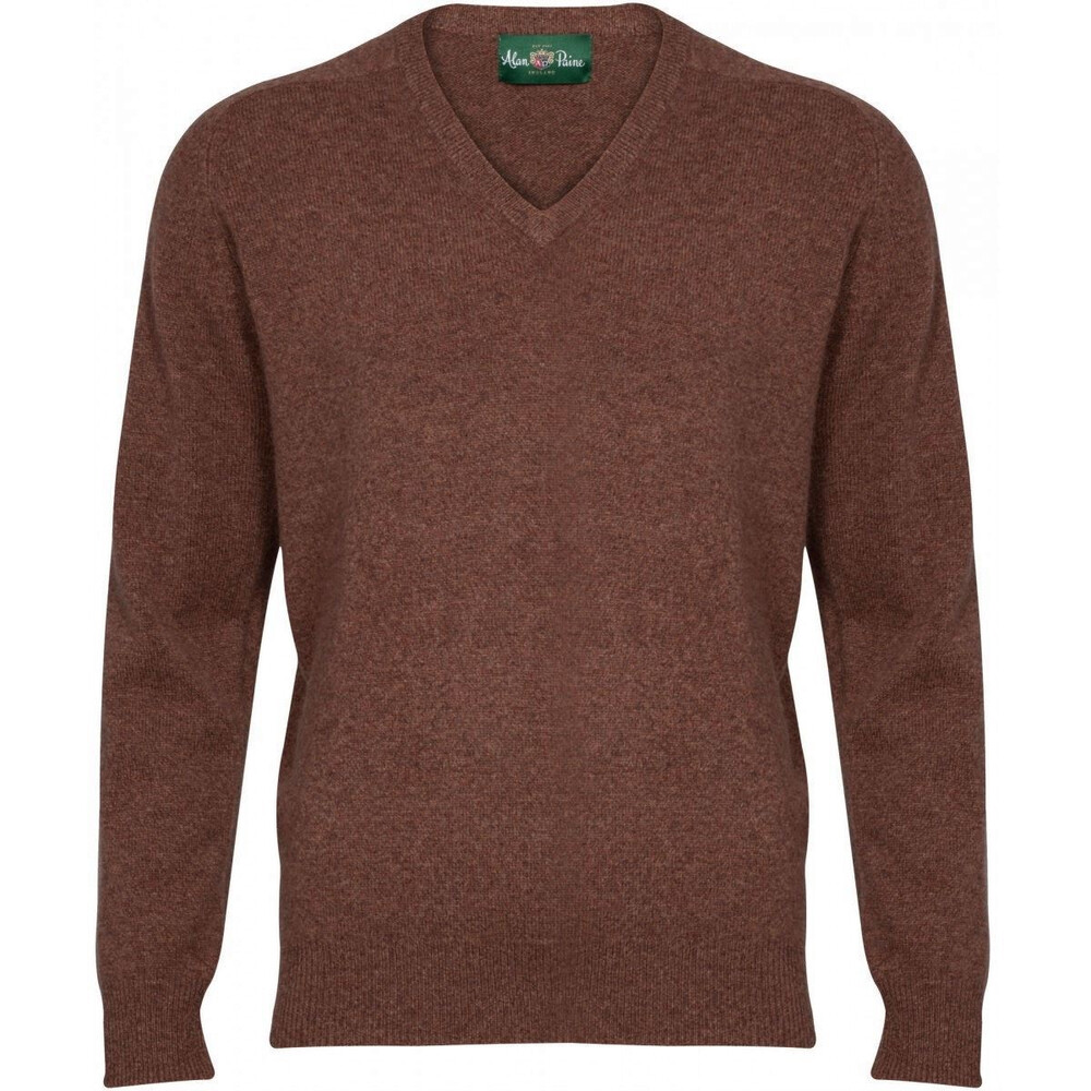 Alan Paine Alan Paine Hampshire V Neck Jumper