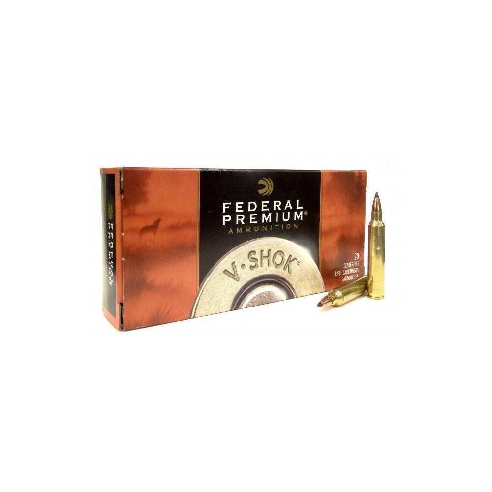 Federal Ammunition - 32gr - V-Shok
