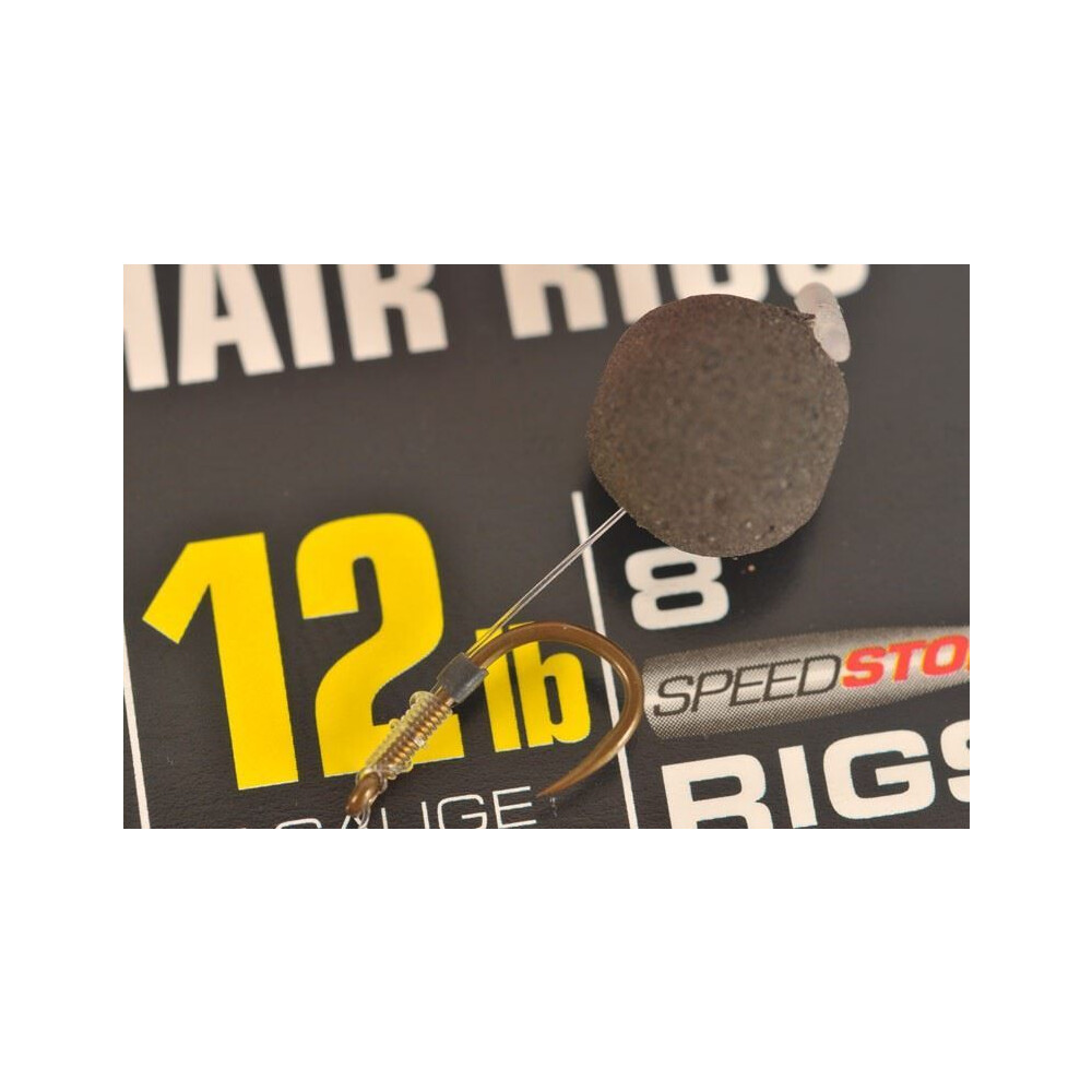 Guru QM1 Speed Stop Rigs12lb (0.25mm) - 4
