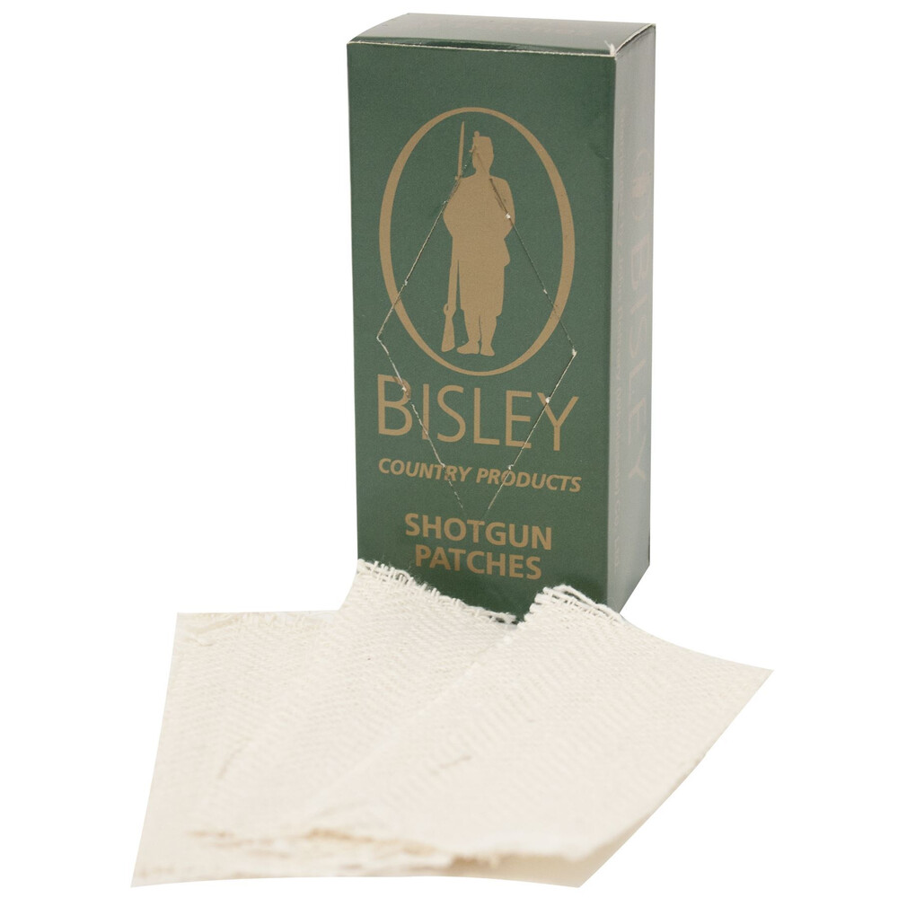 Bisley Shotgun Cleaning Patches - 12 Gauge Unknown