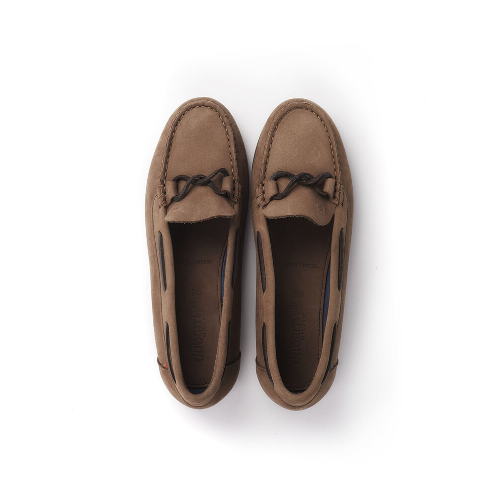 Dubarry Rhodes Deck Shoe - Cafe Cafe