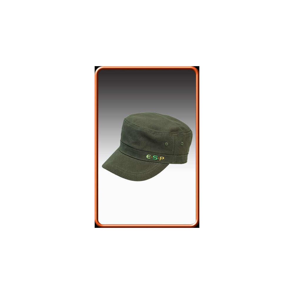 ESP Military Cap - Olive Green